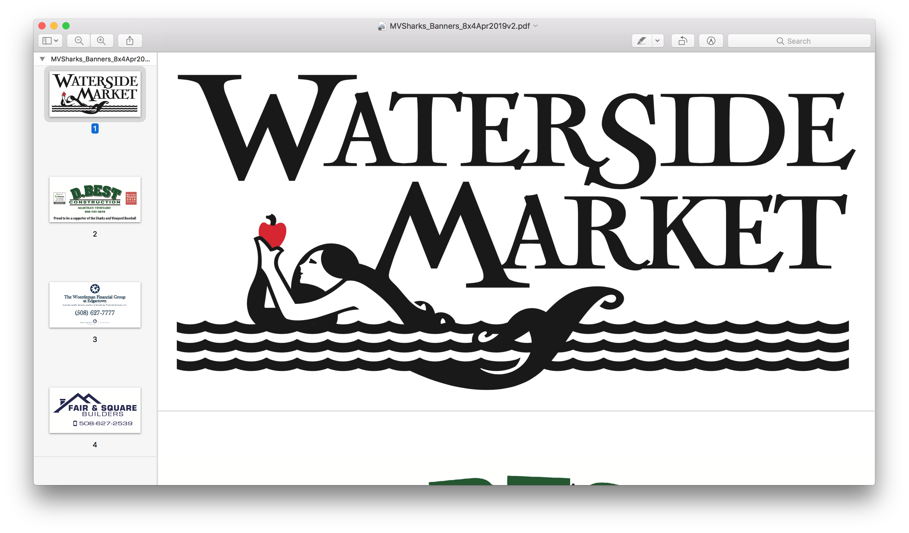 Waterside Market